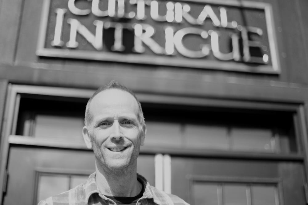 Cultural Intrigue - Adam Gebb