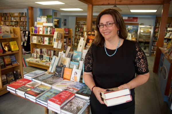 A conversation with Lisa Sullivan, owner of Bartleby's Books
