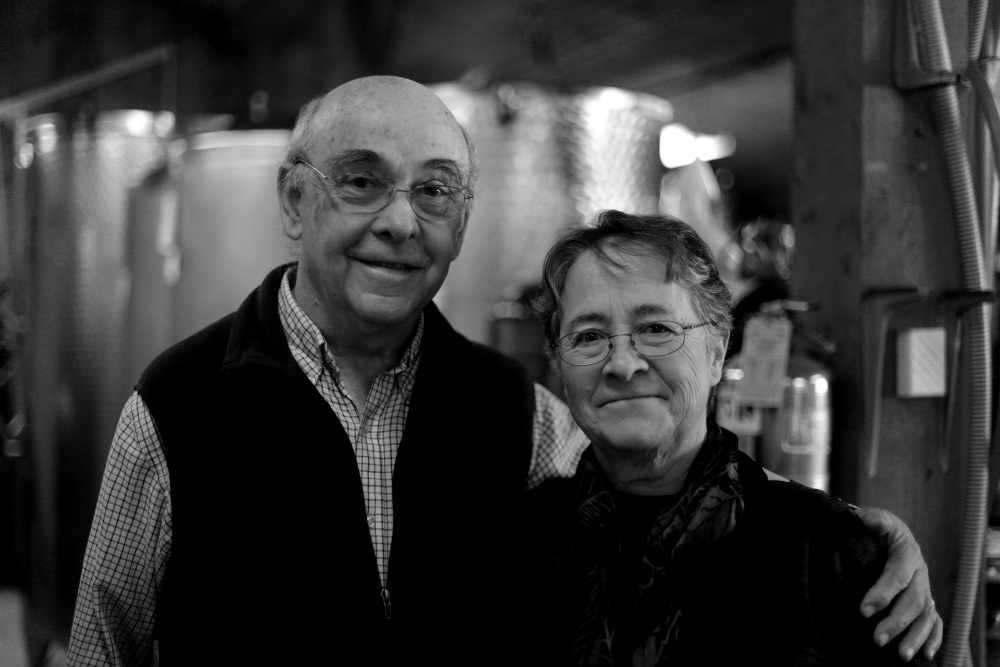 Charles and Kate Dodge - Putney Mountain Winery