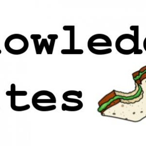 Knowledge Bites logo