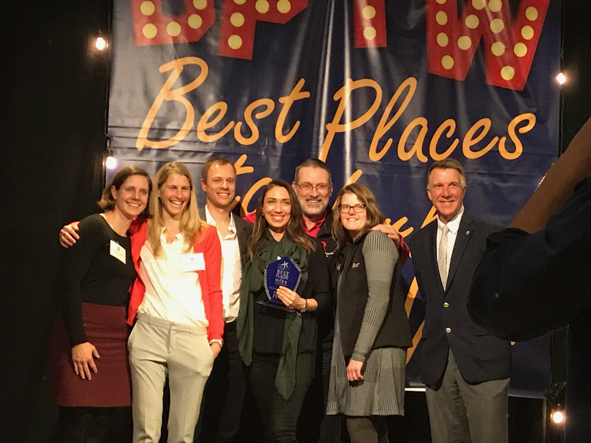 Three Windham Businesses Named  Vermont Best Places to Work