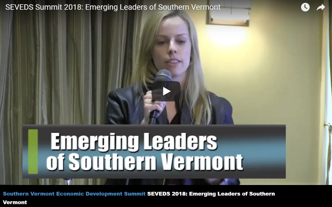 Emerging Leaders Talk About What It Means To Be A Young Professional In Southern Vermont