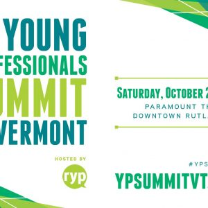Young Professionals Summit Of Vermont