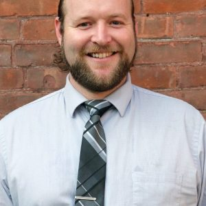 Meet Your Young Professional Steering Committee Member: John Pritchard