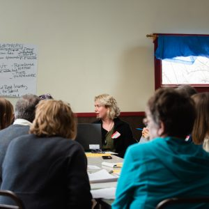 Making Fund Finding Fun: A Grant Writing Workshop Attended By Over 40 Organizations And Towns