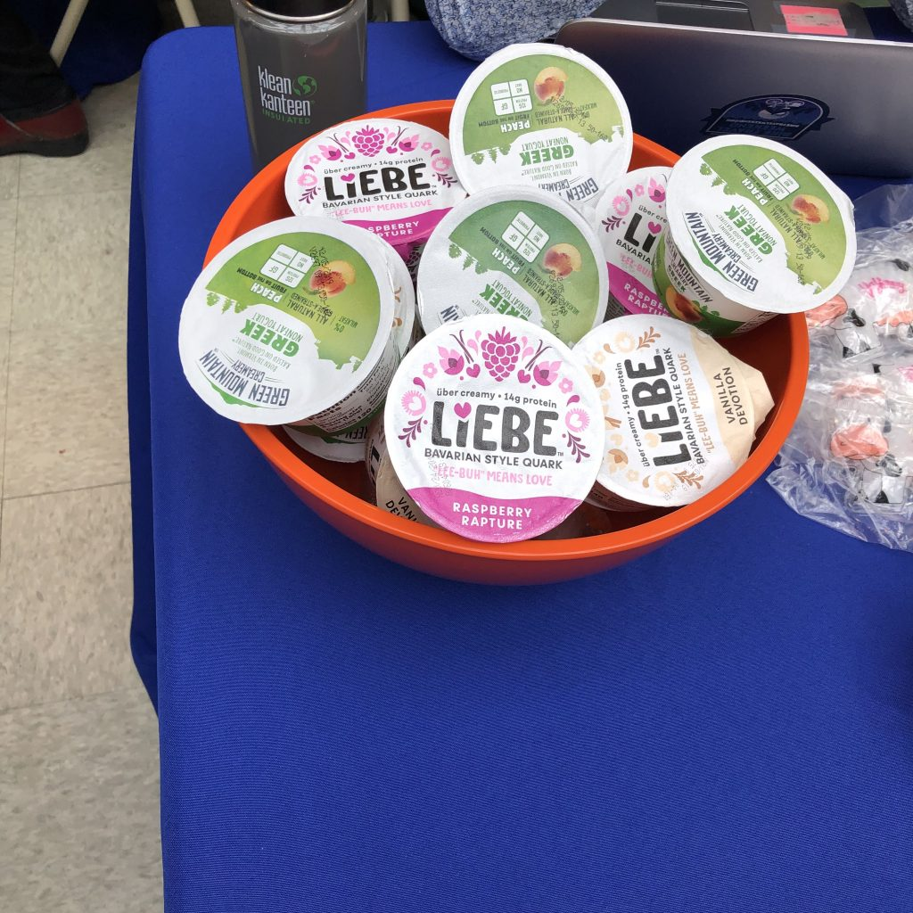 Commonwealth Dairy's Delicious Liebe Yogurt Products Made Here In Brattleboro.