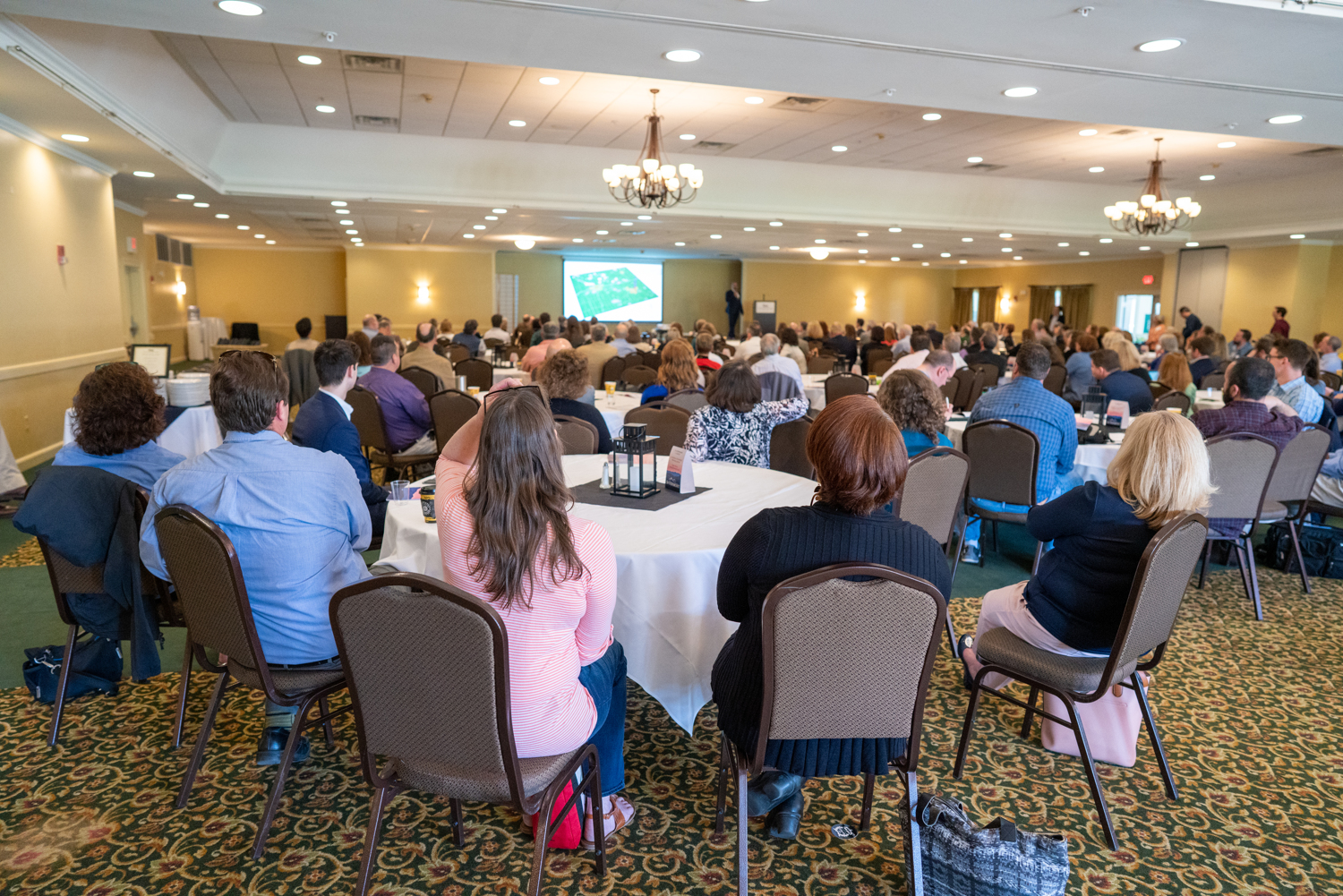 2019 Southern Vermont Economic Summit Keynote Speaker Joseph Minicozzi Delivered His Presentation On Grand List Valuation And Infrastructure ROI To A Packed House.