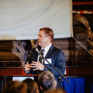 Executive Director Adam Grinold