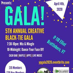 SoVTYPs: 5th Annual Creative Black-Tie Gala