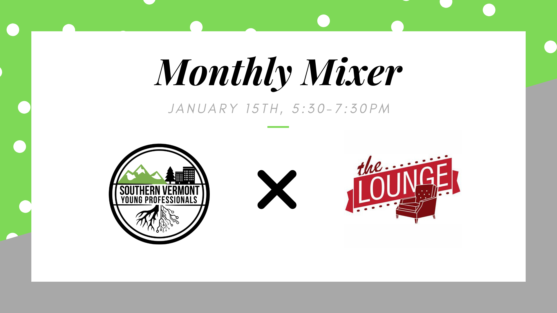 SoVTYP Monthly Mixer