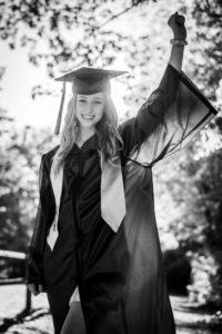 BUHS Graduate, Xia Achilles