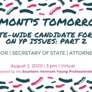 Part 2 Candidate Forum on YP Issues
