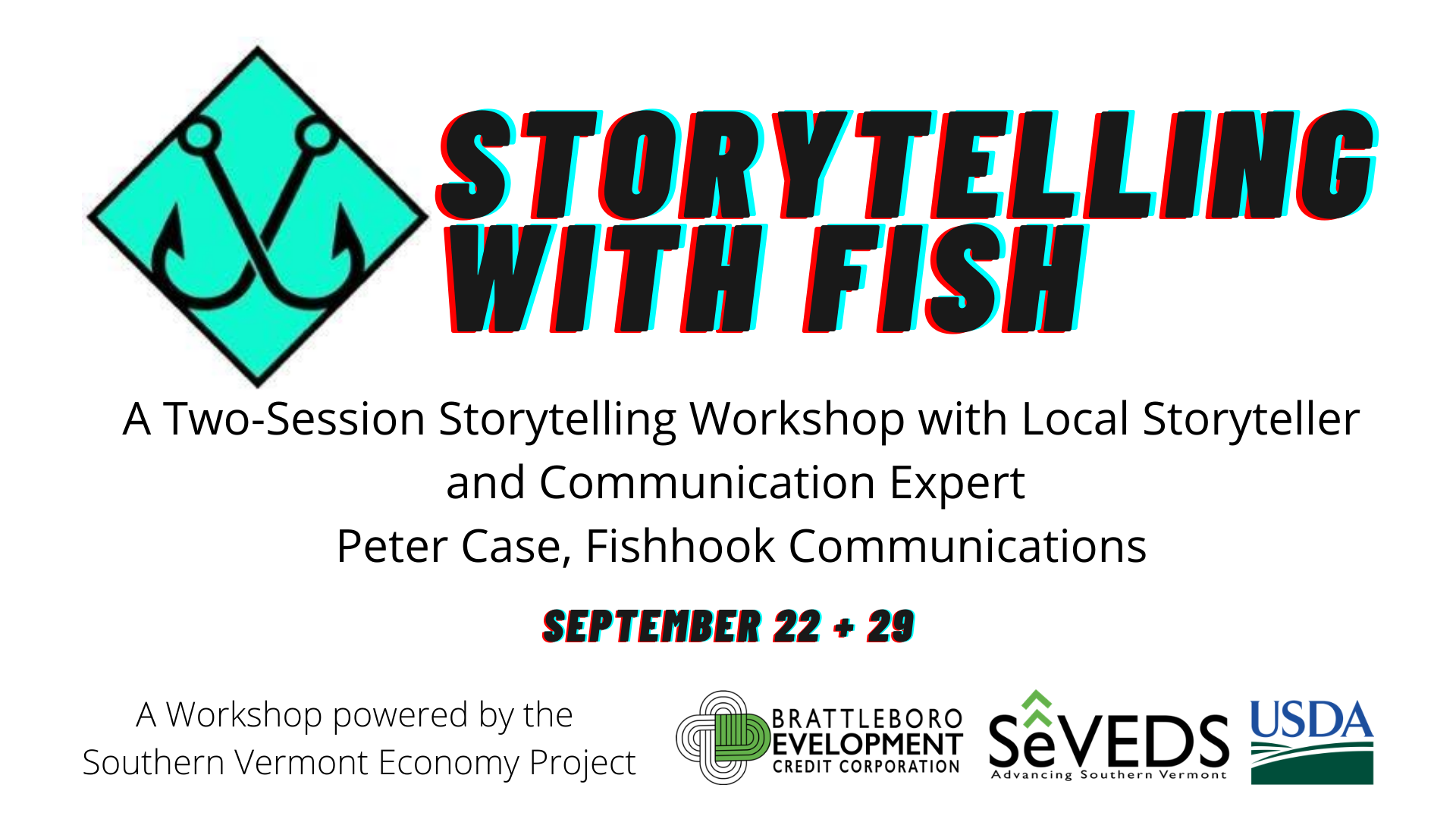 SVEP: Storytelling with Fish for Nonprofits, Municipalities, and Small Businesses (Cohort 1)