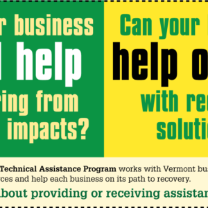 State Announces New Small Business Relief Program