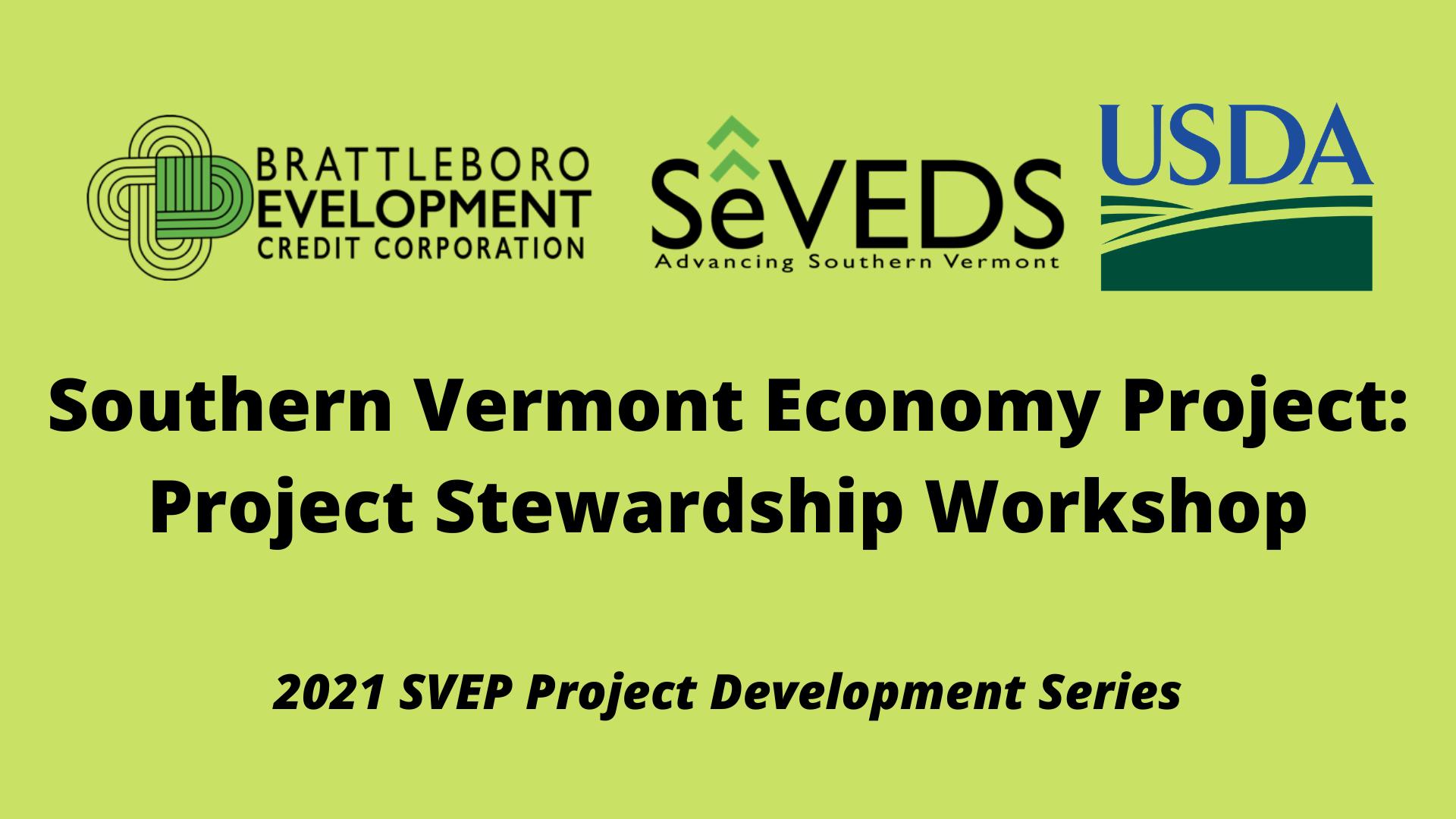 SVEP Project Stewardship (1)