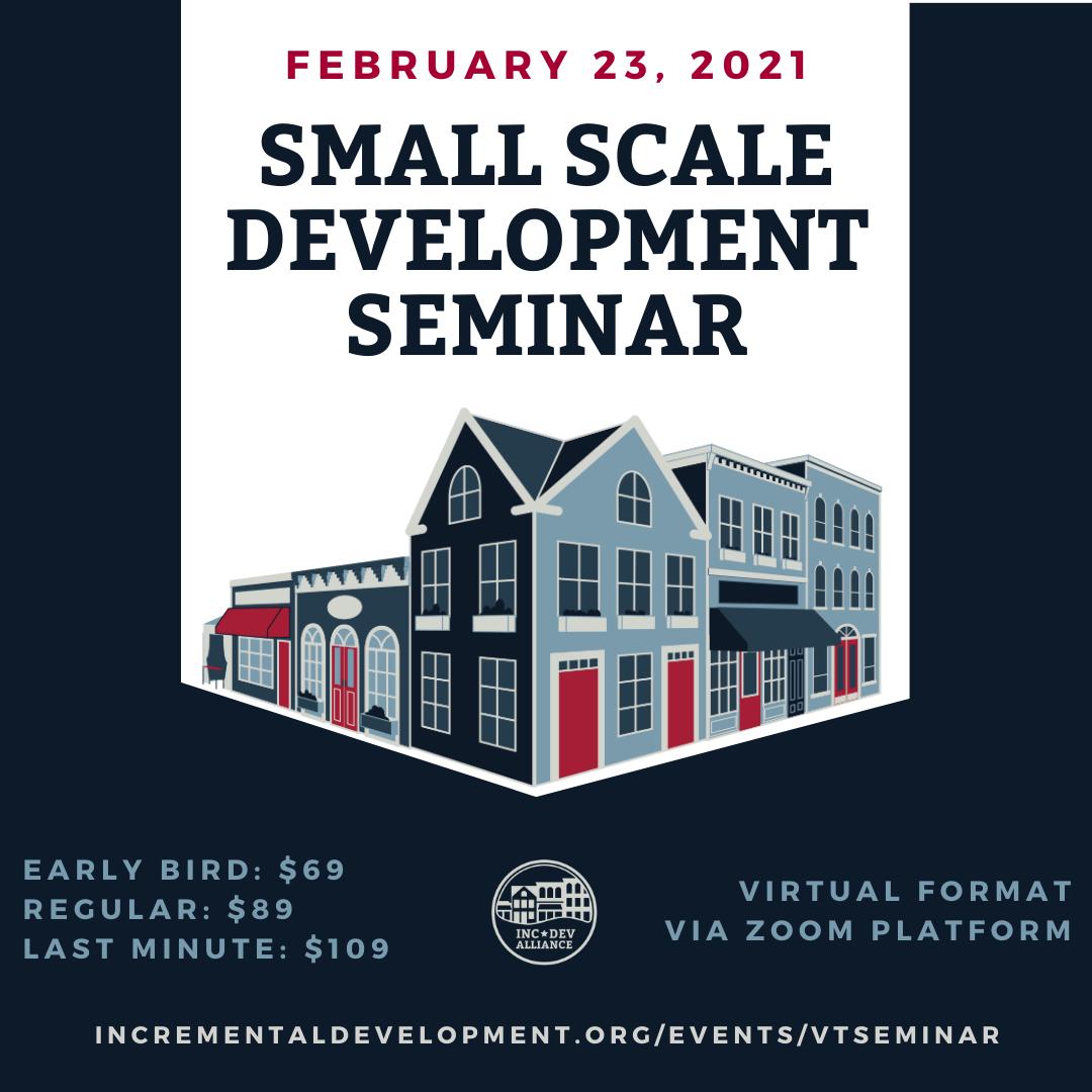 Small Developer Virtual Seminar with IDA