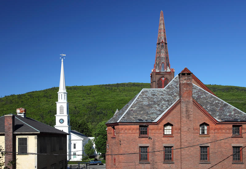 Brattleboro Is The Oldest Town In Vermont, And Noted For Its Vibrant Arts Community